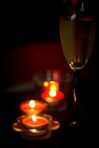 candlelit