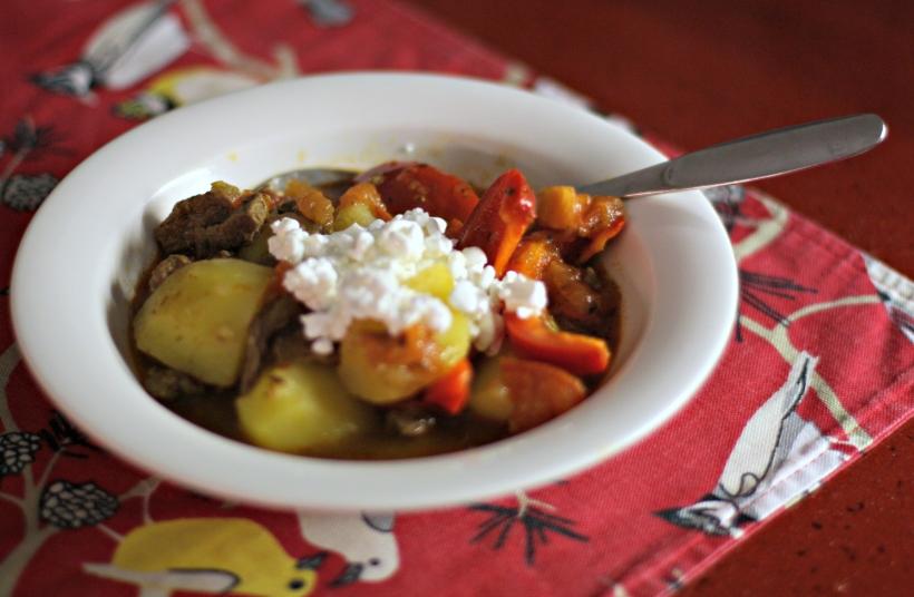 Goulash soup 3